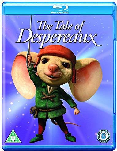 The Tale Of Despereaux (Blu-ray) (UK) -- via Amazon Partnerprogramm