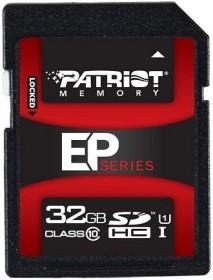 Patriot EP R50/W35 SDHC 32GB, UHS-I, Class 10 (PEF32GSHC10233)