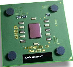 AMD Athlon XP-M 2800+ DTR tray, 2133MHz, 133MHz FSB, 512kB Cache