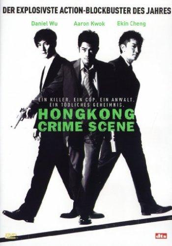 Hongkong Crime Scene -- via Amazon Partnerprogramm
