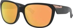 Oakley Rev Up matte black/prizm rose gold polarized (Damen) (OO9432-0859)