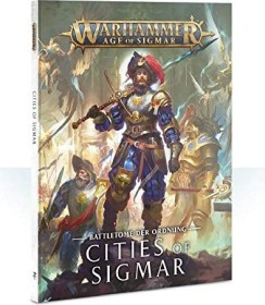 Games Workshop Warhammer Age of Sigmar - Battletome: Cities of Sigmar (DE) (04030299003)