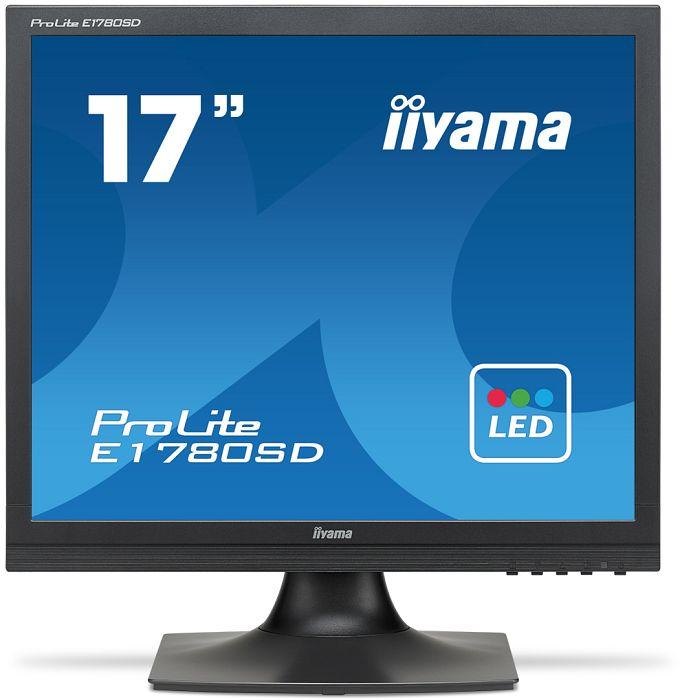 """iiyama ProLite E1780SD-B1, 17"""""""