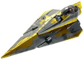 Revell Star Wars Anakins Jedi Starfighter (Clone Wars) easykit (06665)