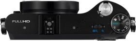 Samsung NX200 schwarz Gehäuse