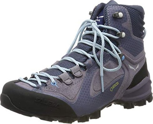 SALEWA Alpenviolet GTX Mid Shoes Damen grisailleethernal blue
