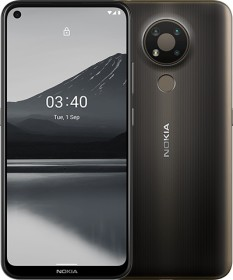 Nokia 3.4 Dual-SIM 32GB charcoal