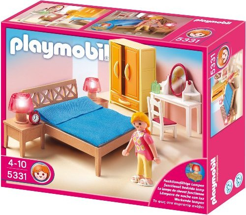 playmobil - Dollhouse - Parents Bedroom (5331) -- via Amazon Partnerprogramm