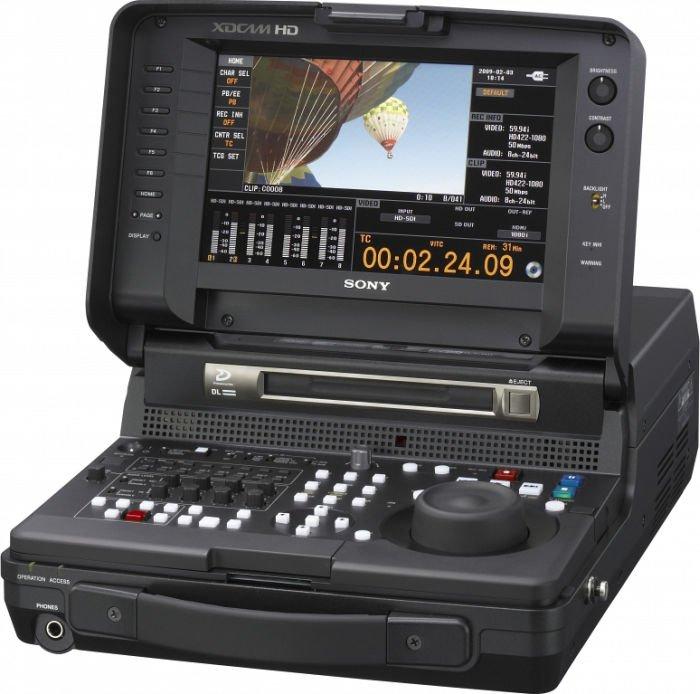 Sony PDW-HR1 Digitalrecoder