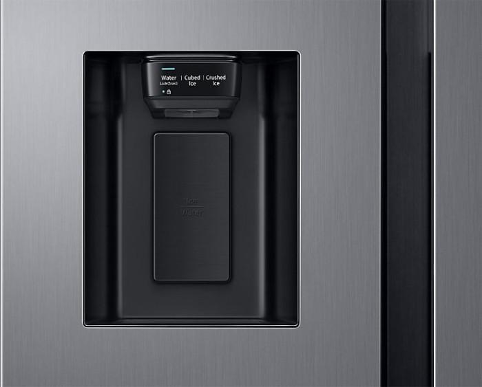 Samsung Side By Side Kühlschrank Weiß : Bescheiden side by kühlschrank angebot samsung nur statt