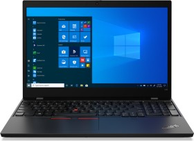 Lenovo ThinkPad L15 Intel, Core i7-10510U, 8GB RAM, 256GB SSD, Fingerprint-Reader, Smartcard, IR-Kamera, Windows 10 Pro, PL (20U3000PPB)