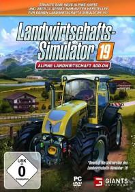 Landwirtschafts-Simulator 2019 - Alpine Landwirtschaft (Add-on) (PC)