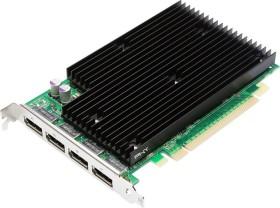 PNY Quadro NVS 450, 2x 256MB DDR3, 4x DP (VCQ450NVS-X16-PB / VCQ450NVS-X16-DVI-PB)