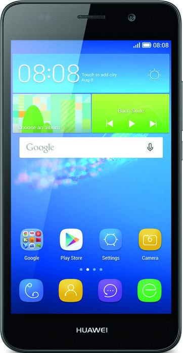Huawei Y6 Single-SIM schwarz