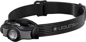 Zweibrüder Led Lenser MH5 Stirnlampe grau (501598)