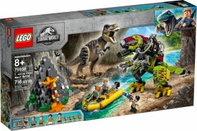 LEGO Jurassic World - T. rex vs. Dino-Mech (75938)