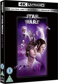 Star Wars - Episode 4: A New Hope (4K Ultra HD) (UK)