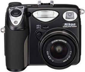 Nikon Coolpix 5000 (various Bundles)