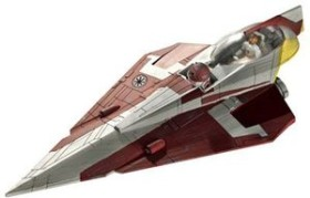 Revell Star Wars Obi-Wans Jedi Starfighter (Clone Wars) (06666)
