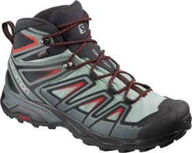 Salomon X Ultra 3 Mid GTX lead/stormy weather/bossa nova (Herren) (406620)