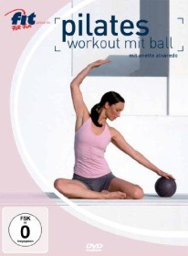 Pilates: Workout mit Ball