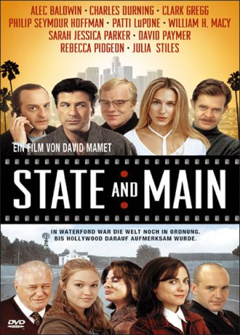 State and Main -- via Amazon Partnerprogramm