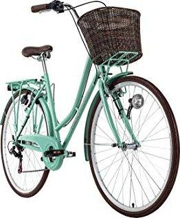 "KS Cycling Stowage 28"" grün (Damen) (119C)"