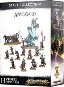 Games Workshop Warhammer Age of Sigmar - Cities of Sigmar - Start Collecting! Anvilgard (99120212023)
