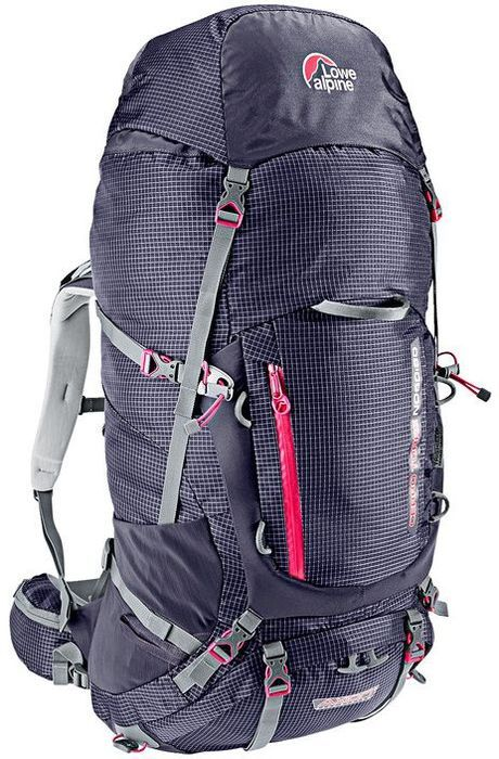 e601ea21724 Lowe Alpine Axiom Cerro Torre ND60:80 (ladies) starting from ...
