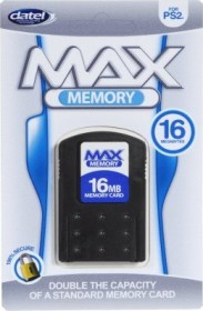Madrics Memory Card 16 MB (PS2)