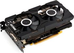 INNO3D GeForce RTX 2070 Twin X2 black, 8GB GDDR6, DVI, HDMI, 2x DP, USB-C (N20702-08D6-1160VA22)