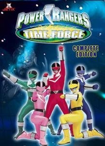 Power Rangers - Time Force 1 -- via Amazon Partnerprogramm