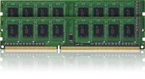 Mushkin Essentials DIMM Kit   8GB, DDR3-1333, CL9-9-9-24 (996769)