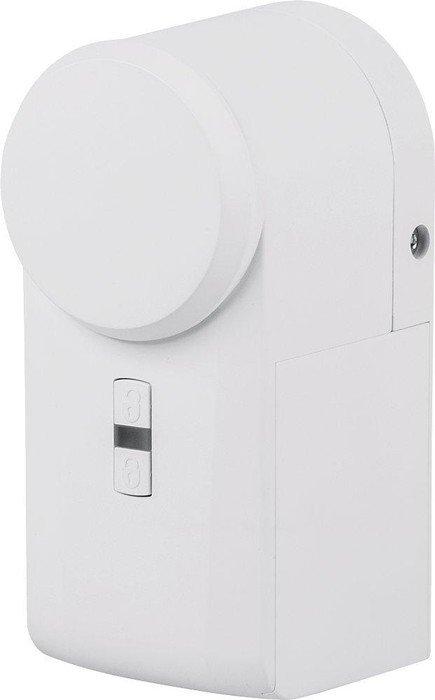 eQ-3 Eqiva Bluetooth Smart Türschlossantrieb, Türschloss, weiß (142950A0)