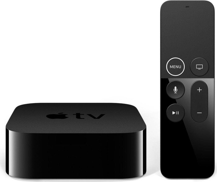 Apple TV 4K 32GB (MQD22FD/A)