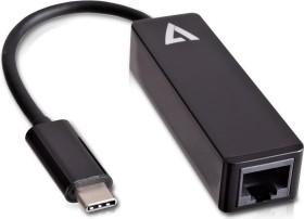 V7 V7UCRJ45-BLK, RJ-45, USB-C 3.0 [Stecker] (J153351)