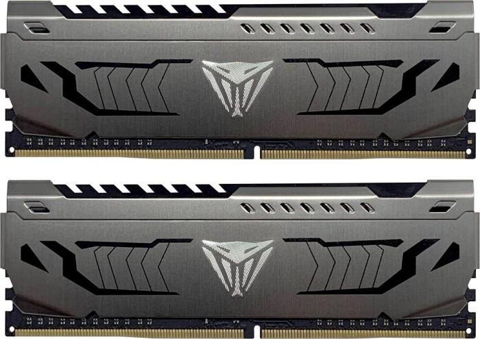 Patriot Viper Steel DIMM Kit 16GB, DDR4-3733, CL17-21-21-41 (PVS416G373C7K)