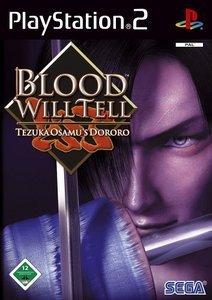 Blood will tell (niemiecki) (PS2)