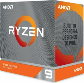 AMD Ryzen 9 3900XT, 12C/24T, 3.80-4.70GHz, boxed without cooler (100-100000277WOF)
