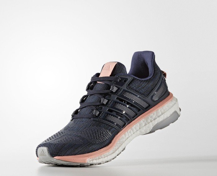 adidas Energy Boost 3 midnight greymid greyquiet breeze (ladies) (BB5789) from £ 93.77