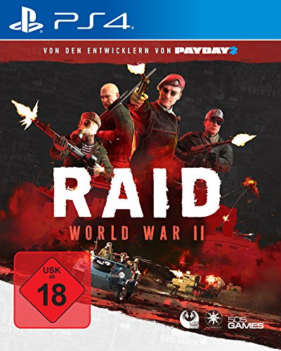 Raid: World War II (deutsch) (PS4) -- via Amazon Partnerprogramm