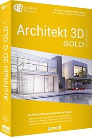 Punch! Software Architekt 3D 21 Gold (German) (PC)