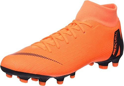 Nike Mercurial Superfly VI Academy MG total orange volt white (men ... da74df4411