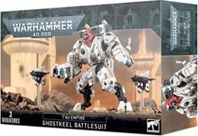 Games Workshop Warhammer 40.000 - T'au-Empire - XV95 Ghostkeel Battlesuit (99120113059)