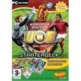 World of Soccer Online - Starterdeck (MMOG) (PC)