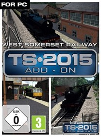 Train Simulator 2015 - West Somerset Railway (Download) (Add-on) (PC)