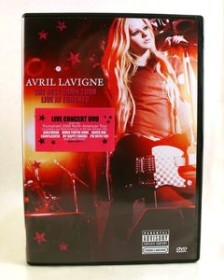 Avril Lavigne - The Best Damn Tour Live In Toronto (DVD)