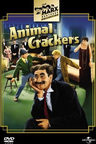 Die Marx Brothers - Animal Crackers -- via Amazon Partnerprogramm