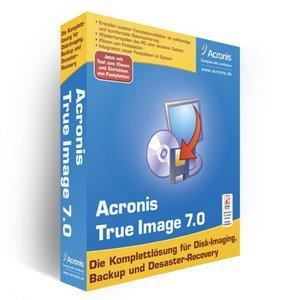 Acronis True image 7.0, 100-249 User (PC) (ACN00056)
