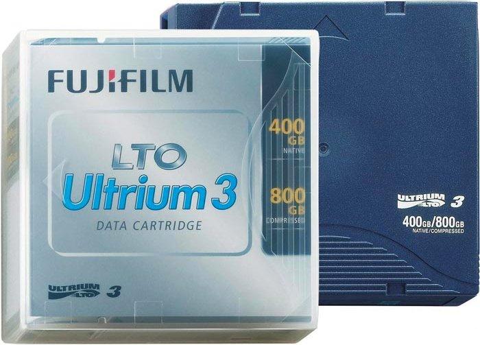 Fujifilm Ultrium LTO-3 Kassette (47022)